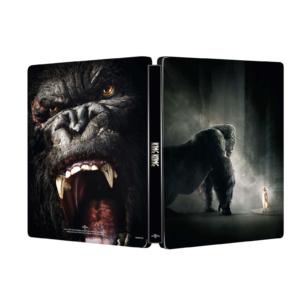 King Kong 4K Steelbook