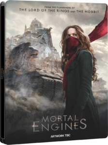Mortal Engines 4K Steelbook