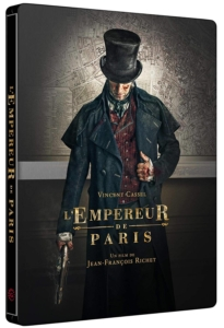 The Emperor of Paris FR Steelbook