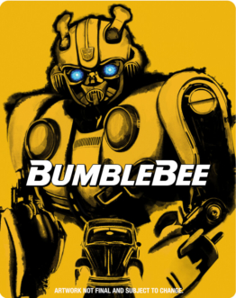 Bumblebee - 4K Ultra HD Steelbook