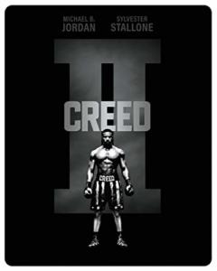 Creed II: Rocky's Legacy Steelbook