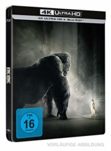 King Kong - 4K Ultra HD Limited Steelbook