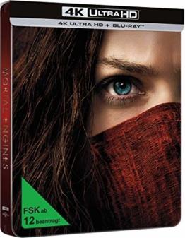 Mortal Engines Krieg der Städte - 4K Ultra HD - Limited Steelbook