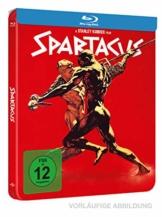 Spartacus - Blu-ray Limited Steelbook