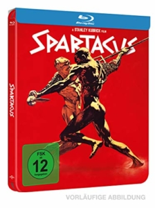 Spartacus - Blu-ray Limited Steelbook