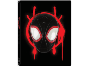 Spider-Man: A new Universe exklusives 4K Steelbook