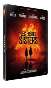 the sisters brothers FR Steelbook