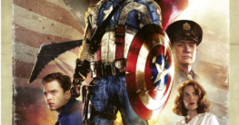 Captain America the first Avenger 4K Steelbook