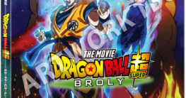 Dragon Ball Super The Movie Broly SteelBook