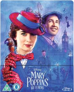 Mary Poppins Rückkehr Steelbook