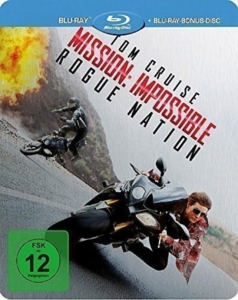 Mission Impossible 5 - Rogue Nation Steelbook