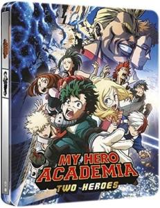 My Hero Academia Two Heroes SteelBook