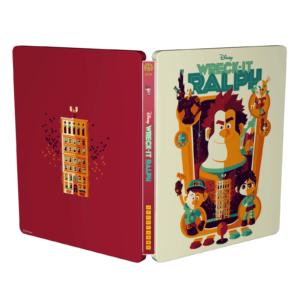 Ralph Reichts Mondo Steelbook