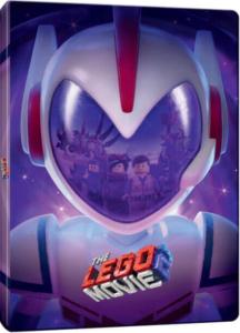 The LEGO Movie 2 Zavvi Steelbook