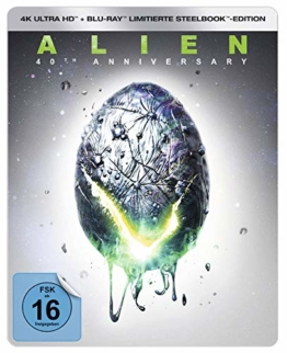 Alien 40th 4K Steelbook