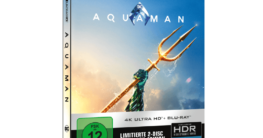 MediaMarkt exklusives 4K Ultra HD Aquaman Steelbook