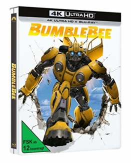 Bumblebee - 4K Ultra HD - Limited Steelbook