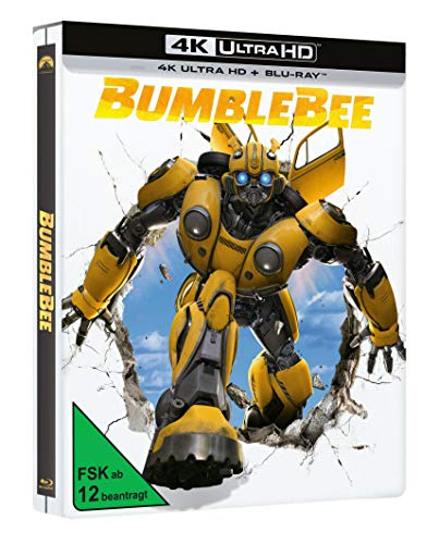 Bumblebee - 4K Ultra HD - Limited Steelbook