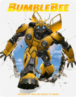 Bumblebee - Zavvi UK Exklusives Blu-ray Steelbook