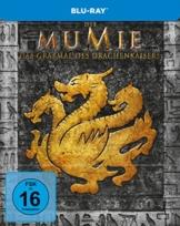 Die Mumie: Das Grabmal des Drachenkaisers Steelbook