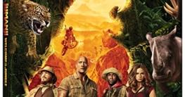 Jumanji: Willkommen im Dschungel Blu-ray Steelbook