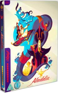 Aladdin Mondo Steelbook