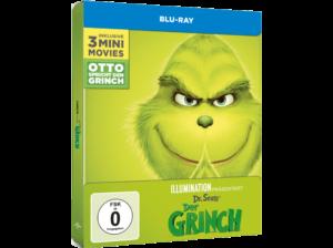 Der Grinch (2018)-Blu-ray-Steelbook-Exklusiv [Blu-ray]