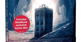 Doctor Who The Macra Terror Steelbook