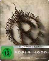 Robin Hood 4K UHD Steelbook