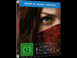 Mortal Engines 3D_2D MediaMarkt Steelbook