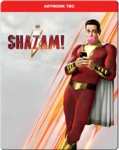 Shazam! 4K Ultra HD Zavvi Steelbook