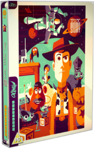 Toy Story Zavvi Steelbook
