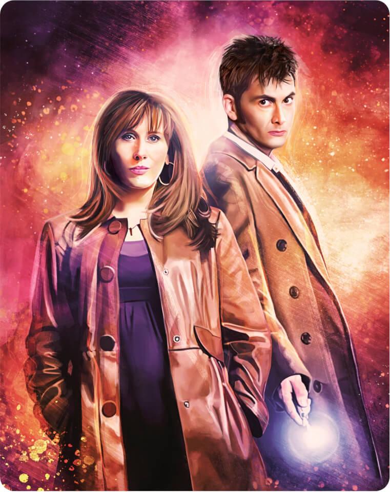 Dr. Who Staffel 4