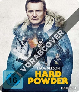 Hard Powder - Limited SteelBook Edition