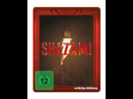 Shazam! Blu-ray Steelbook MediaMarkt