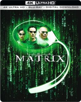 The Matrix - 4K Steelbook