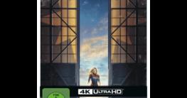 Captain Marvel 4K Steelbook Mediamarkt