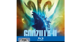Godzilla II King Of The Monsters (MediaMarkt Exklusives Steelbook)