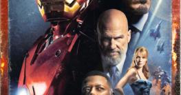 Iron Man Zavvi exklusives 4K Steelbook Vorderseite