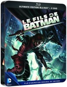 Le Fils de Batman Frankreich steelbook