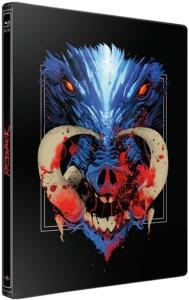 Razorback Blu-ray Steelbook Frankreich