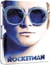 Rocketman Zavvi 4K Steelbook