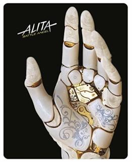 Alita: Battle Angel 4K Ultra HD Steelbook