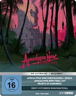 Apocalypse Now / Limited 40th Anniversary Steelbook Edition
