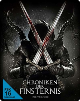 Chroniken der Finsternis - Die Trilogie - 3-Disc Limited Collector's SteelBook [Blu-ray]