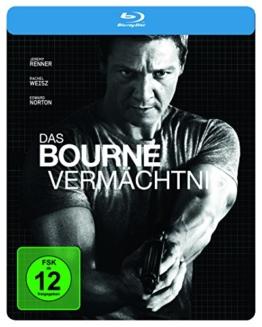 Das Bourne Vermächtnis - Steelbook