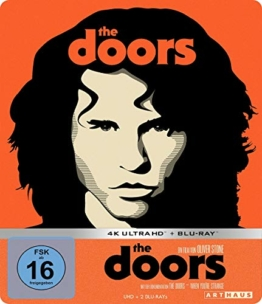 The Doors 4K Steelbook