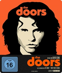 The Doors Limited Steelbook Edition