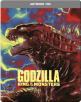 Godzilla 2: King of the Monsters - Limited Edition 4K Steelbook (Inkl. 2D Blu-ray)