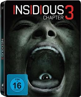 Insidious: Chapter 3 - Steelbook